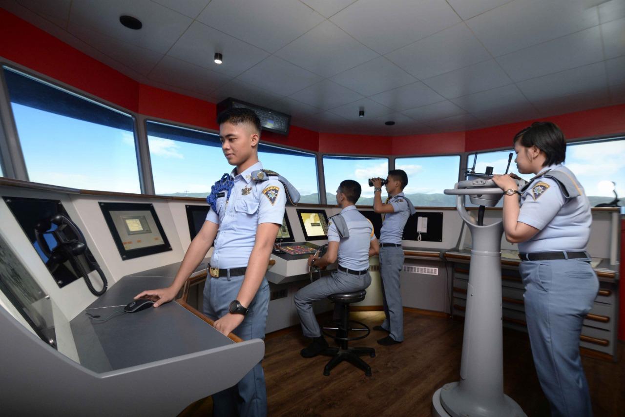 Full Mission Bridge Simulator
